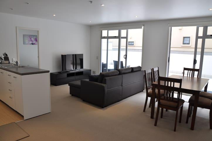 Modern Auckland CBD Apartment - Auckland - Appartement