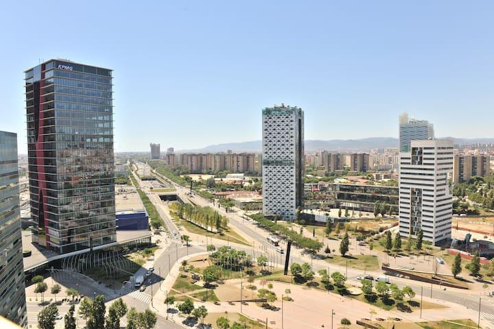 Plaza europa 1-3,18A