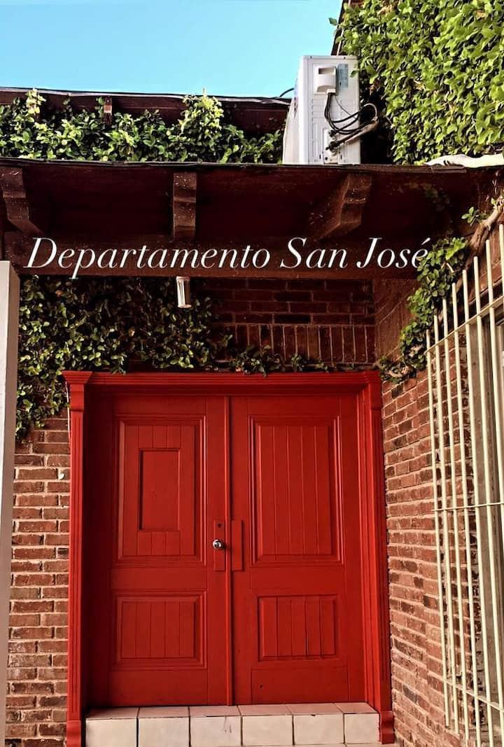 Departamento Loft San José