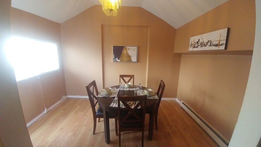 One Private Room - Long Island - Room 1 (Blue) - Amityville - Huis