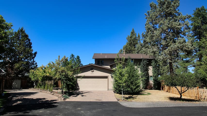 Home in a great neighborhood, close to the Old Mill in Bend, OR