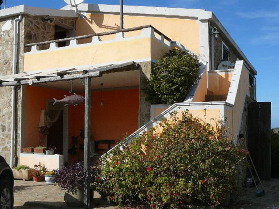 Homeholiday chintana cala fiumini alghero stintino case for Case affitto sassari non arredate