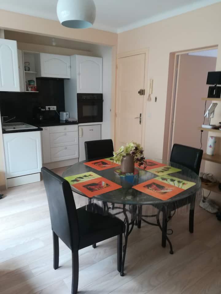 Appartement agréable au centre Ville de Saint-Lô