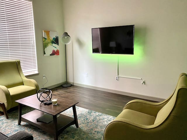 Stunning Spacious 1bed room Downtown apt☀️