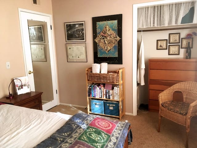 Bedroom in Beautiful Santa Ynez