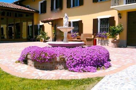 Villa Vigneto, Appartamento Nr. 8 - San Marzano Oliveto - Lägenhet