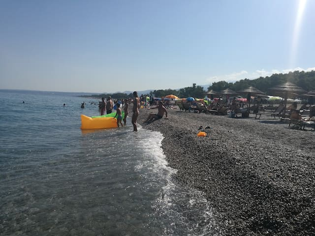 Casa vacanze tra Taormina e l'Etna