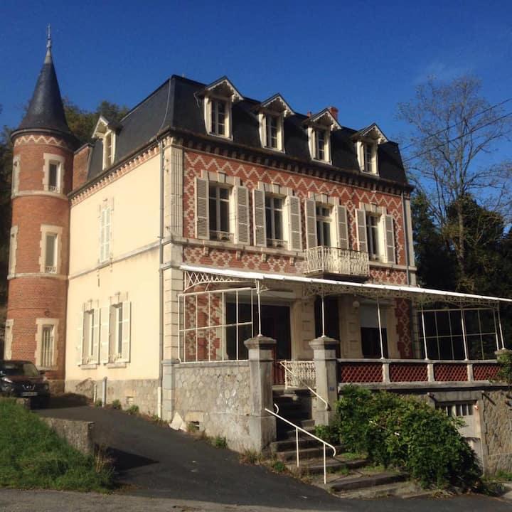 Chambre d'hôte près des thermes à Evaux-les-Bains