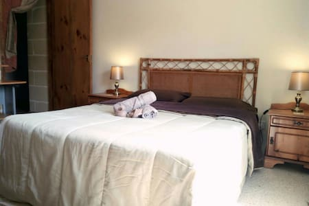 Room & Private Bathroom - Flat close to the beach.