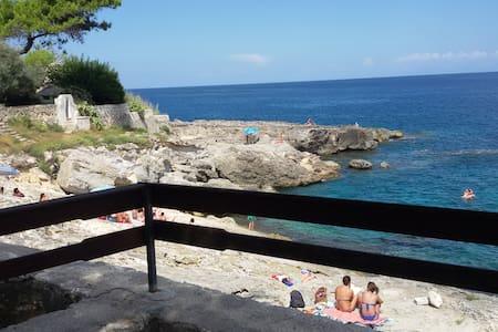 Casetta romantica in riva al mare - Marina di Marittima - Rumah