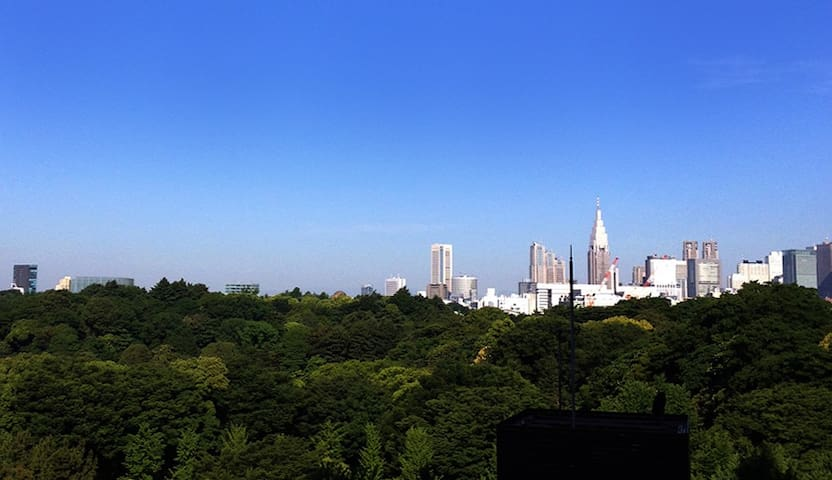 37m2 flat 5 min. to Metro Akasakamitsuke Station - Minato-ku - Condo