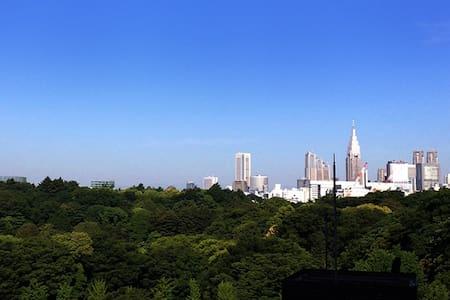 37m2 flat 5 min. to Metro Akasakamitsuke Station - Appartement en résidence