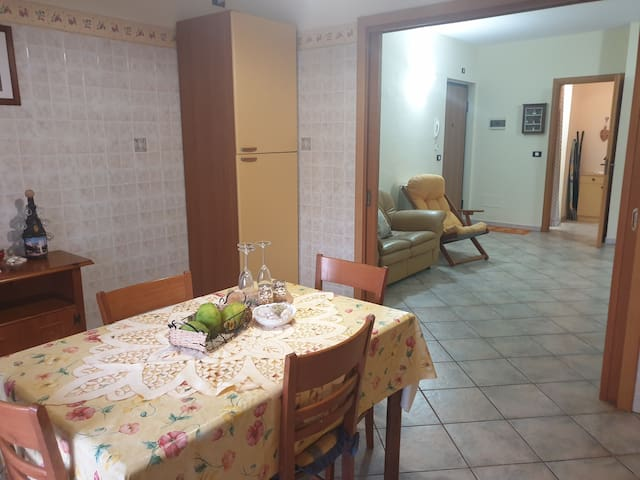 """Nè Carusi"" Apartment. Ideal for family holidays."