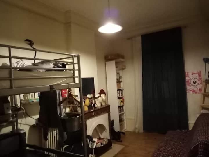 Une chambre chez  moi....