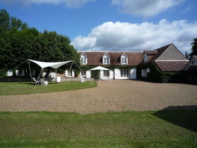 Maison de campagne - Luynes