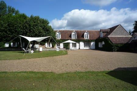 Maison de campagne - Luynes - 自然小屋