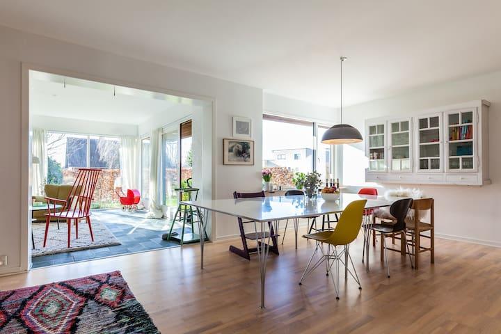 135 m2 lovely house in Aarhus - Aarhus - Dom