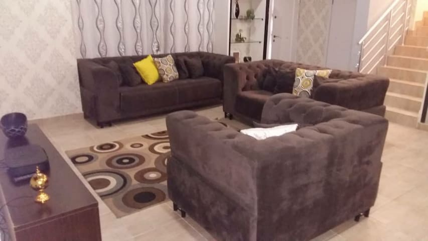 Deluxe Room + Free WiFi in Lekki Secured Estate