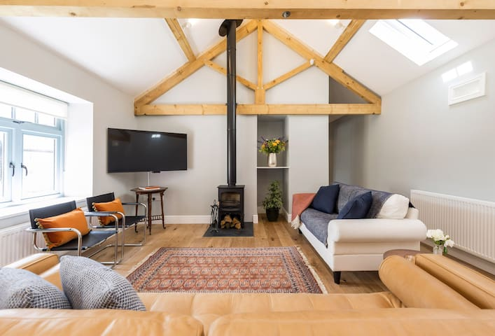 Ground floor: Open-plan sitting room