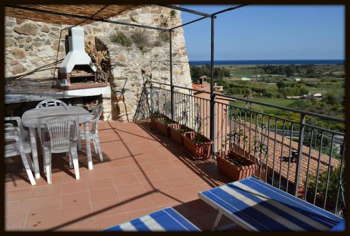Sardinia ,Posada sea view house N 3