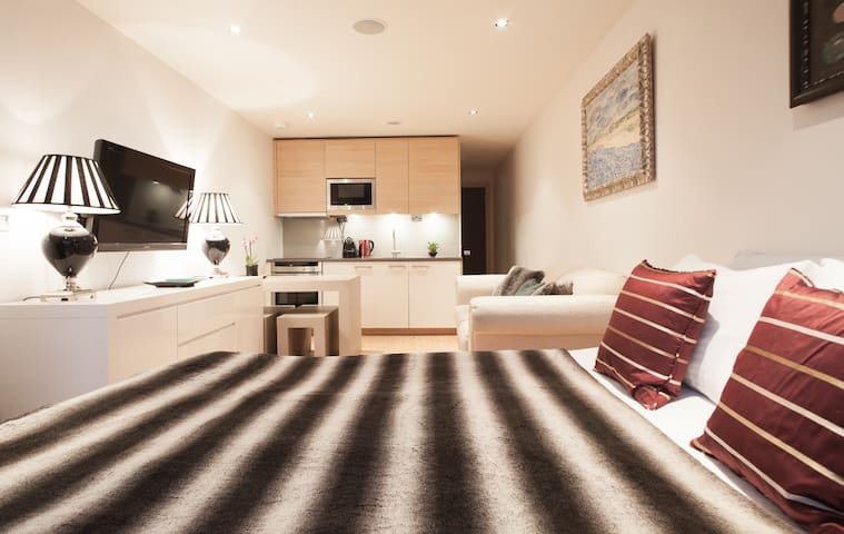 Luxury Chelsea Harbour apartment - London - Apartment