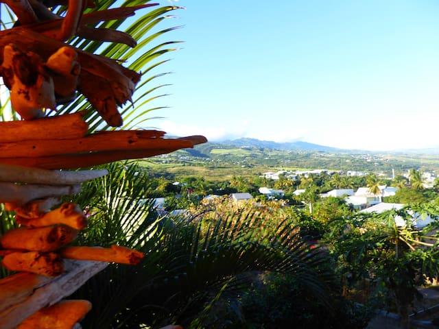 Appartement vue montagne centre ville - Etang-Salé les Hauts - Apartment
