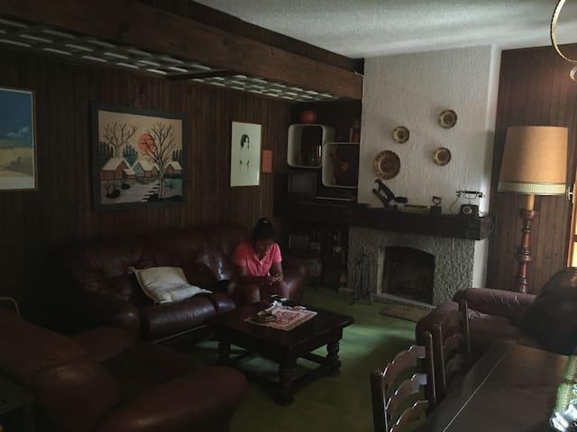Appartamento in stile tirolese in Sila