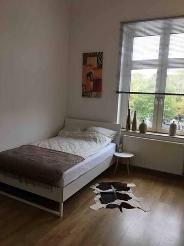 Perfektes wohnen in Innenstadt Nähe und Rhein