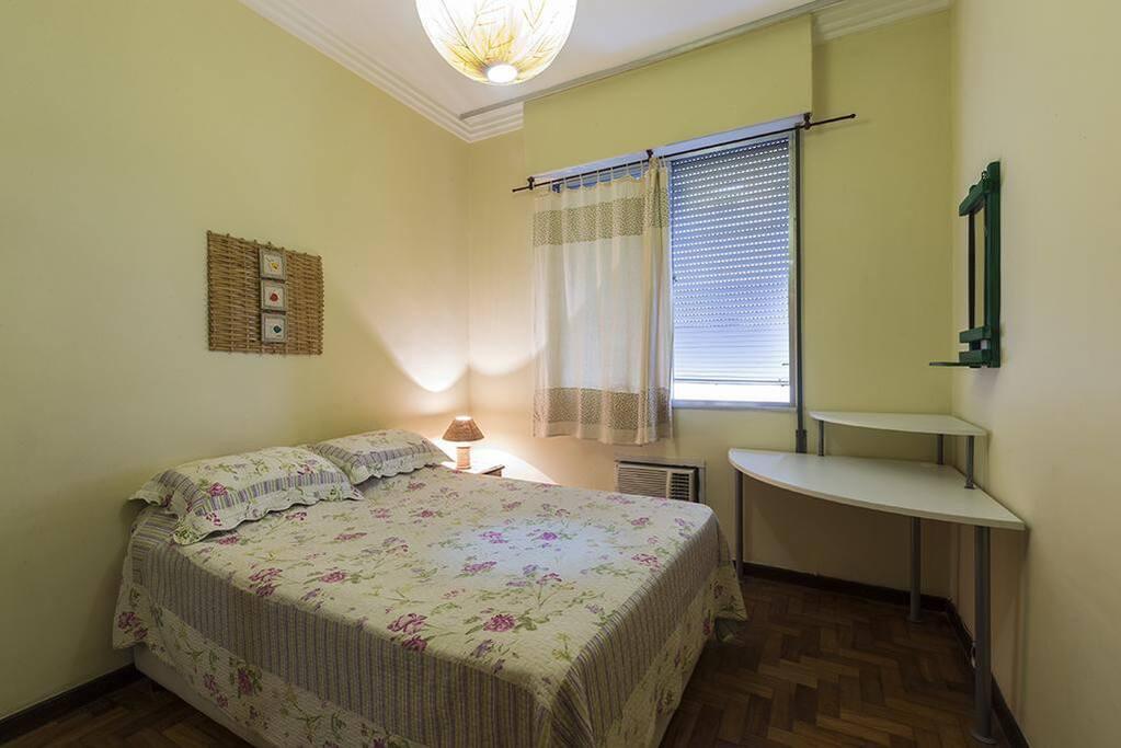 Quarto cama casal (foto 01)