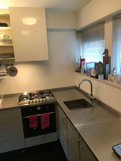 Brand new kitchen (11-12-2017)