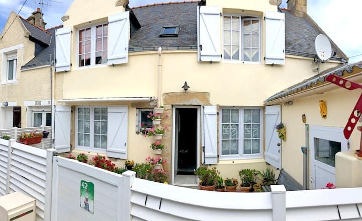 St Pierre-Quiberon - Maison rénovée - Côte Sauvage