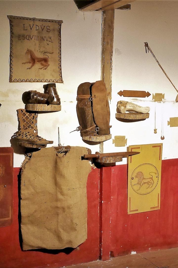 dettagli del nostro museo