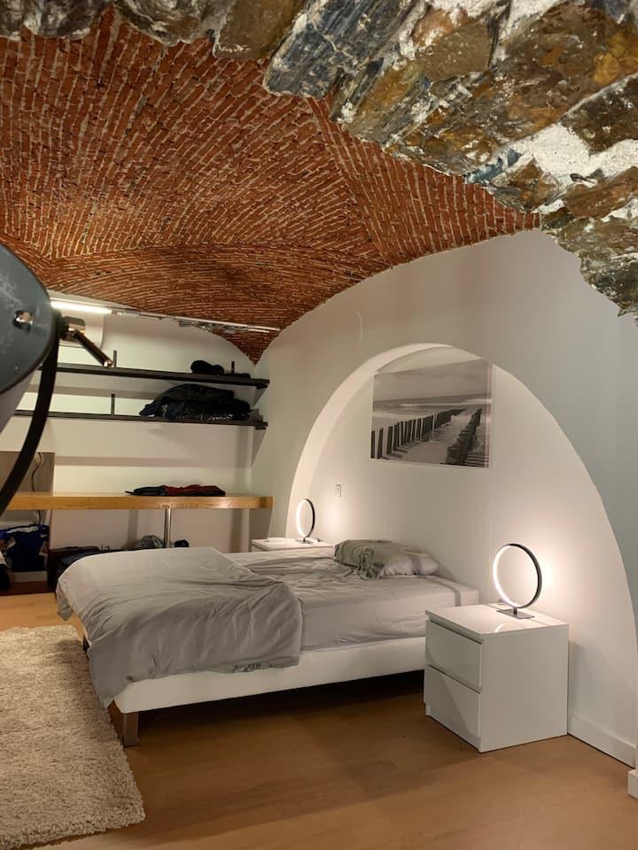 Loft centre ville de Bastia