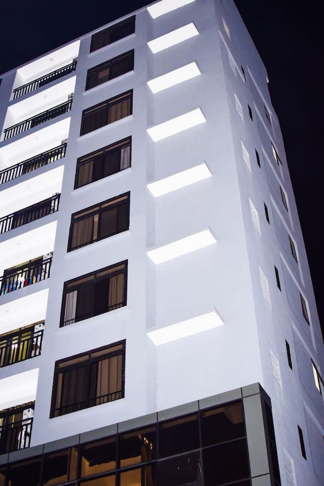 Tanganyika Towers, located in the heart of Dar es Salaam in area having residential and commercial mix. They provides air-conditioned rooms with free Wi-Fi and express check-in and check-out.  The building encompasses the latest finishing materials.