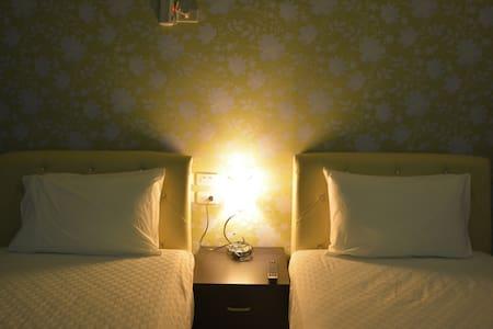 Taitung Resort of Ocean Heart (Double Room) - 台東市 - Bed & Breakfast