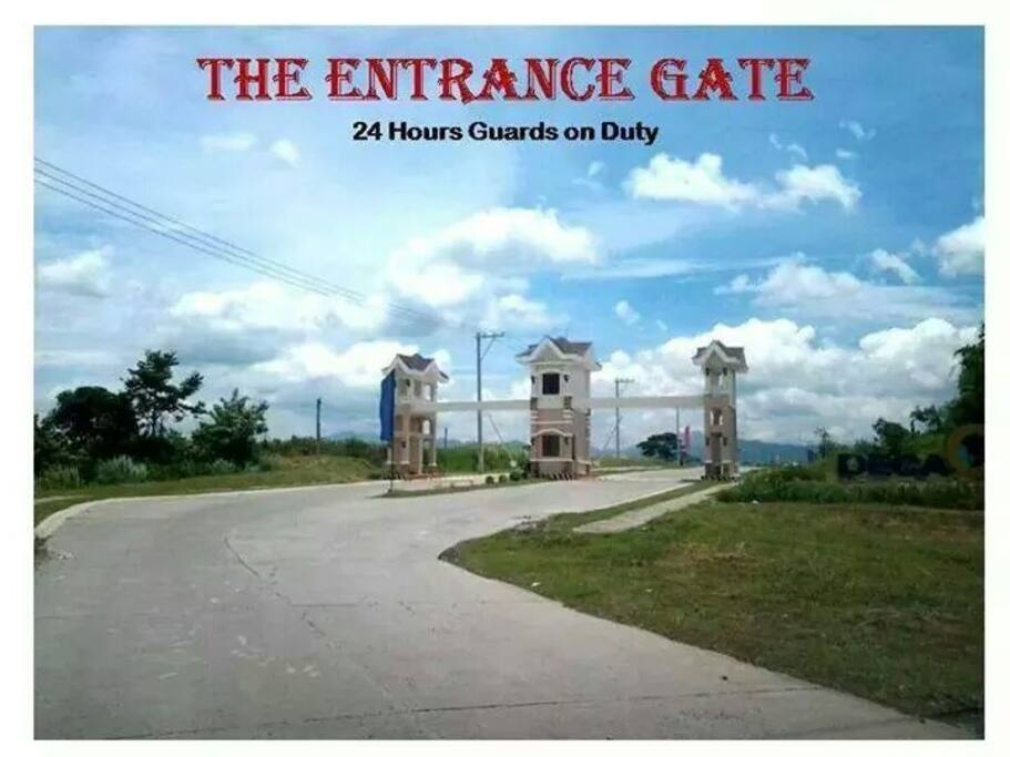 Gated Subdivision with security 24 hrs