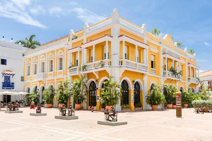 Hotel Casa San Pedro Junior Suite
