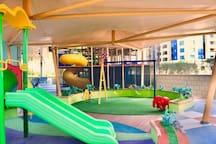 Children play area :)