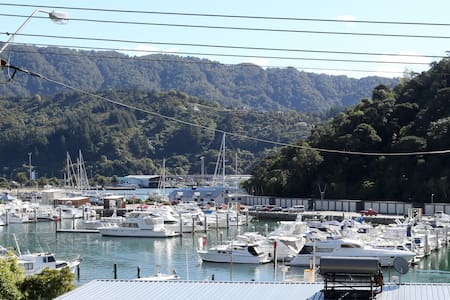 Anchorage Marina View One Bedroom - Picton - Appartement