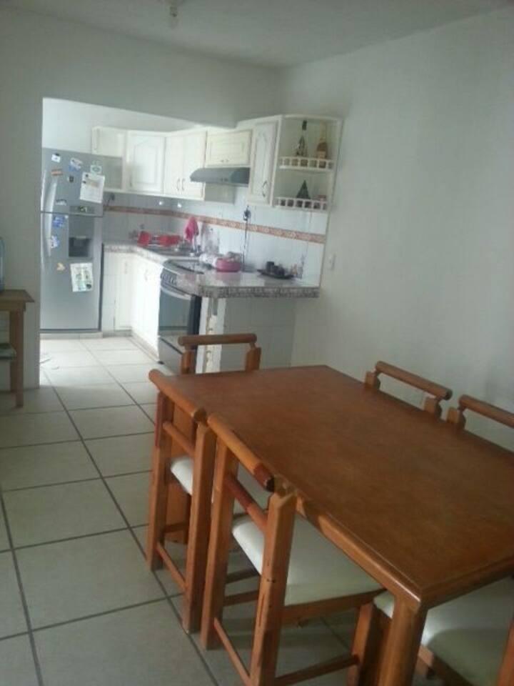 Casa 02 plantas amueblada en Villahermosa Tabasco