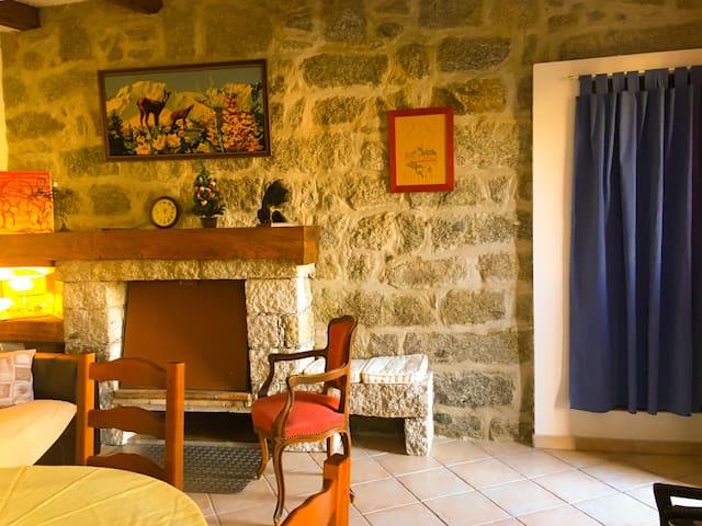 Propriano - Aullene village enchanteur