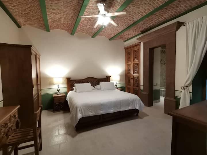 """""""Suite Gabriel en Villa Manantial"""""""