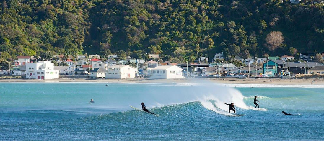 Peaceful and Cosy near the Beach - Wellington - Apartment