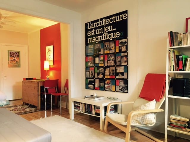 Joli studio situé au coeur du vieux Rosemont - Montreal - Apartamento