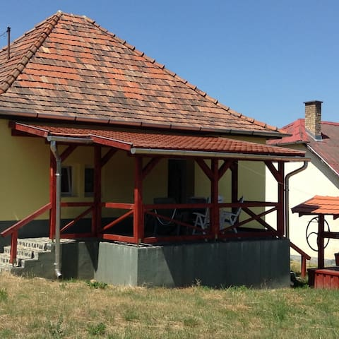 Holiday house Hungary