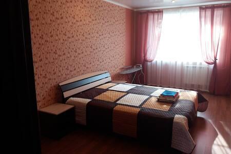 Квартира в Прокопьевске.