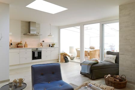 Moderner Bungalow in Strandnähe - Süssau, Gemeinde Heringsdorf - 小平房