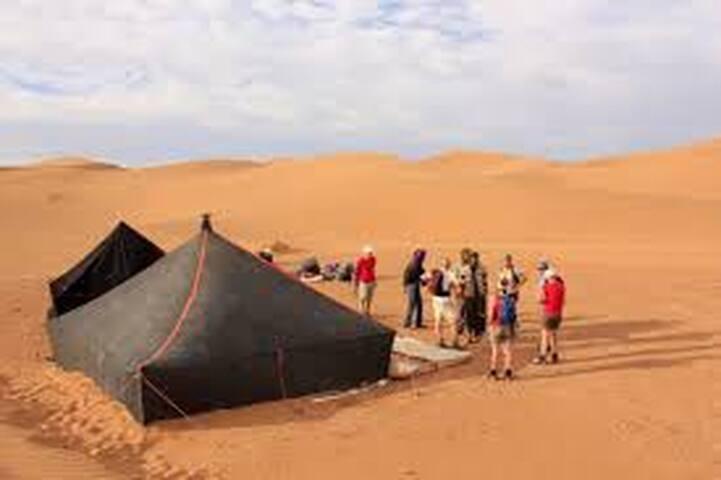 5 - Merzouga - Tent