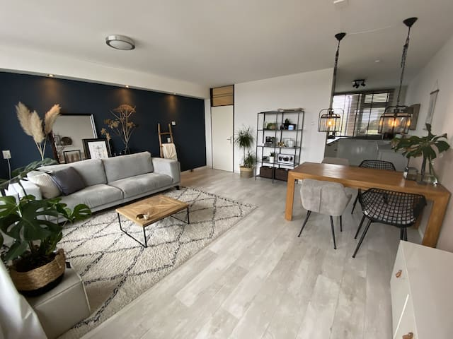 Grand Prix Zandvoort - Apartment with 2 bicycles