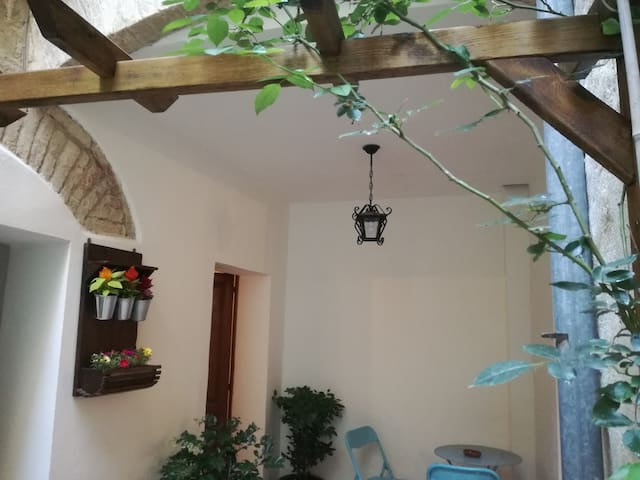 Central royal residence. Pienza. Free wifi.